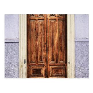 Las Puertas de Granada  Postcard