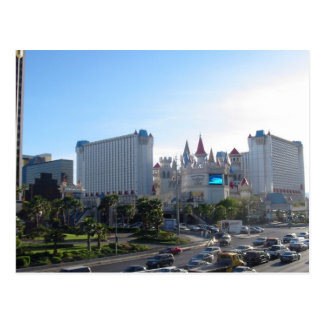 Las Vegas, 2007 Postcard