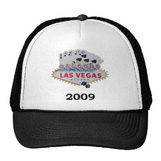 Las Vegas 2009 Mens Gambling Cap