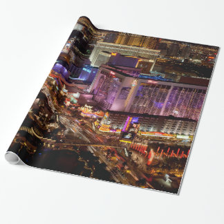 LAS VEGAS 2 WRAPPING PAPER