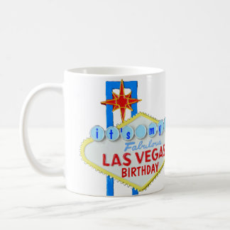 Las Vegas  30thBirthday Coffee Mugs