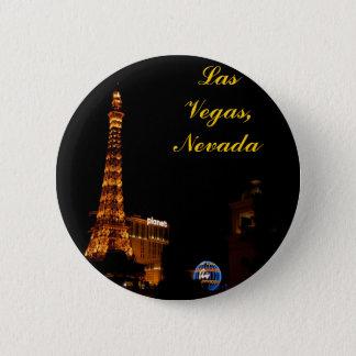 Las Vegas 6 Cm Round Badge