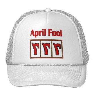 Las Vegas 777 April Fool Cap