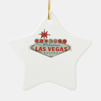 las vegas.ai christmas ornament