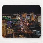 Las Vegas at Night Mousepad
