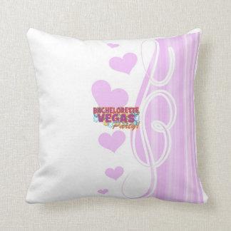 Las Vegas bachelorette wedding bridal shower party Cushions