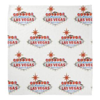 Las Vegas Bandanna - The Las Vegas Welcome Sign