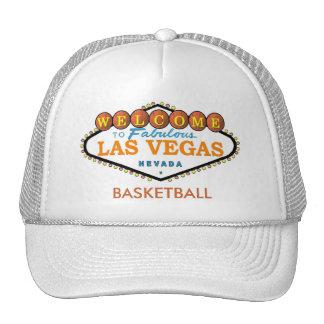 Las Vegas Basketball Cap