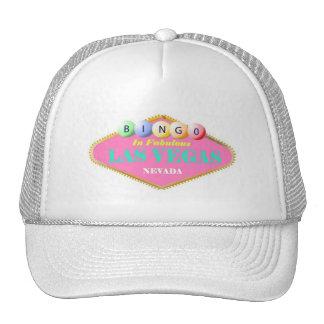 Las Vegas BINGO Hat