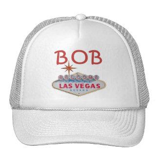 Las Vegas BOB Cap Mesh Hats