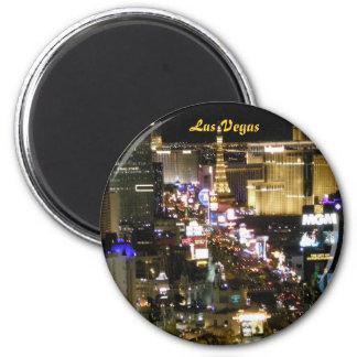 Las Vegas Boulevard Refrigerator Magnet