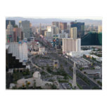 Las Vegas Boulevard Strip Postcard