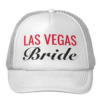 Las Vegas Bride Vegas Wedding Trucker's Hat