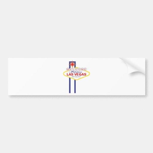 las vegas bumper stickers