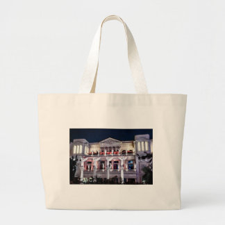 Las Vegas Caesars Palace Forum Architecture Nevada Large Tote Bag