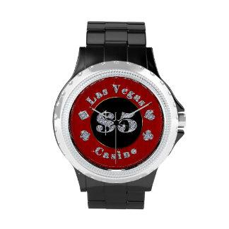 Las Vegas Casino Poker Chip Watch