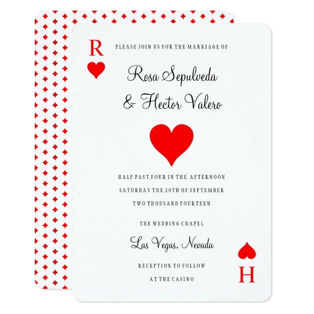 The Invitation Card as beautiful invitations sample