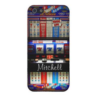 Las Vegas Casino Slot Machin Personalized Cover For iPhone 5