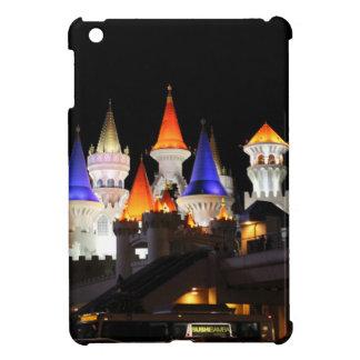 Las Vegas Castle Hotel Gaming Vegas City Colorful iPad Mini Covers