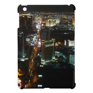 Las Vegas City Night Light Lights Sea Of Light Case For The iPad Mini