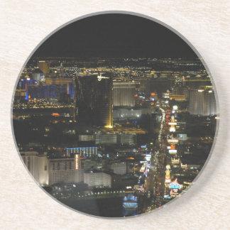 Las_Vegas Drink Coasters