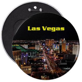 Las Vegas Colossal Button