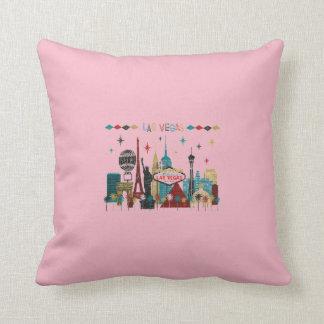 Las Vegas Cushion