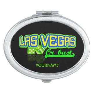 Las Vegas custom pocket mirror