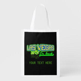 Las Vegas custom reusable bag