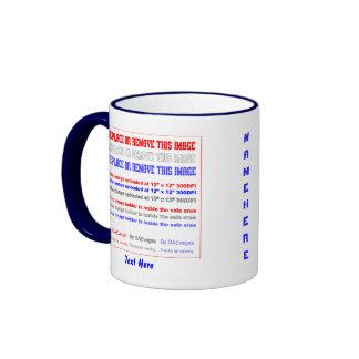 Las Vegas D J Dragon King Best View Large Coffee Mug