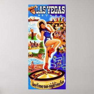 Las Vegas (Daytime Sun-Nighttime Fun) Posters