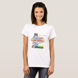Las Vegas Easter Bunny T-Shirt