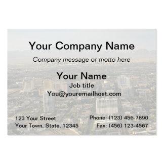 Las Vegas Evening Business Card Templates