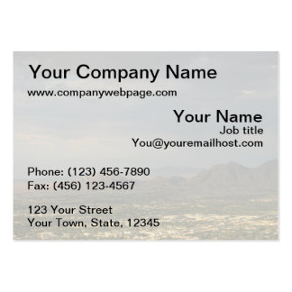 Las Vegas Evening Pack Of Chubby Business Cards