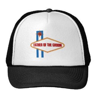 Las Vegas Father of the Groom Cap