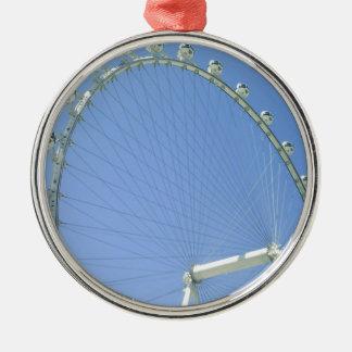 Las Vegas Ferris Wheel Christmas Ornament