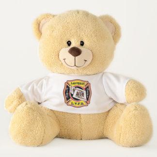 Las Vegas Fire Department Teddy Bear