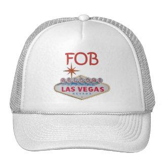 Las Vegas FOB Cap Trucker Hat