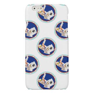 Las Vegas Gal Poker Chip iPhone 6 Plus Case