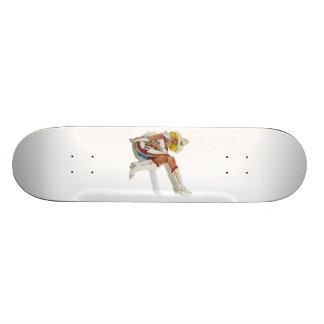 Las Vegas Gal Custom Skate Board