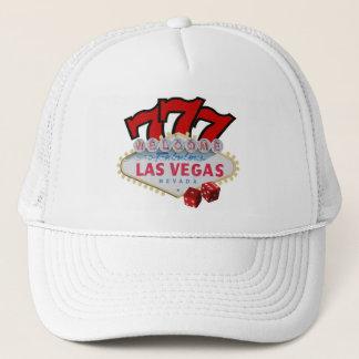 Las Vegas Gambler's Lucky Cap