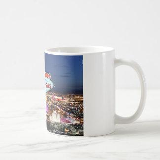 Las Vegas Gifts Basic White Mug