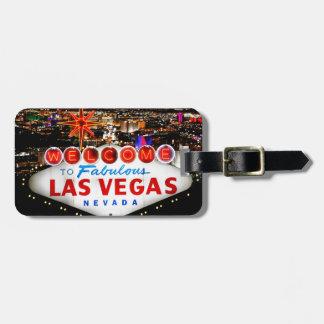 Las Vegas Gifts Travel Bag Tags