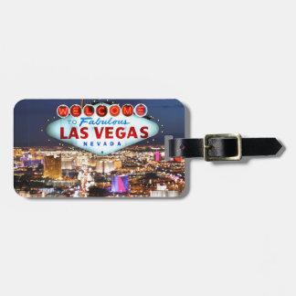 Las Vegas Gifts Luggage Tag