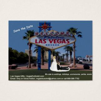 Las Vegas Gifts - VegasDuSoleil.com Business Card