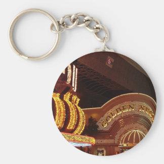 Las Vegas Golden Nugget Key Ring