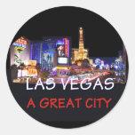 LAS VEGAS Great City Sticker