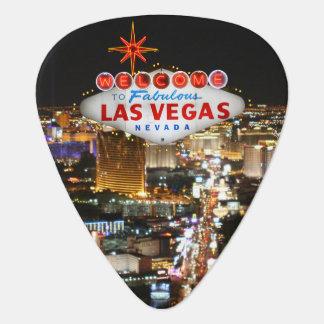Las Vegas Guitar Pick
