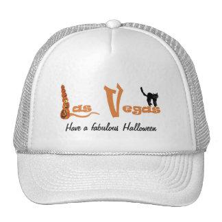 """Las Vegas """"Have a fabulous Halloween"""" Hat"""