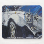Las Vegas High Roller by Colin Carr-Nall Mouse Pad